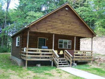 Jerry Stout Cabin Rental #2